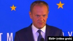 Ýewropa Geňeşiniň prezidenti Donald Tusk