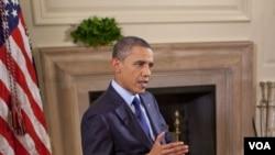 باراک اوباما در گفتوگو با صدای آمریکا