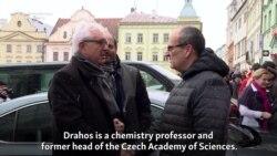Czechs Face Stark Choice In Presidential Runoff