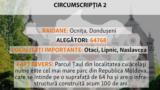 Circumscriptia nr 2, Ocnița, Dondușeni
