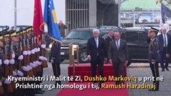 Haradinaj dhe Markoviq flasin për Demarkacionin