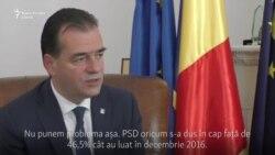Ludovic Orban: Le este frică precum dracului de tămâie de acest referendum