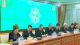 Mejlise dalaşgärleri hödürlemek prosesi dowam edýär, Türkmenistan, ýanwar, 2018.