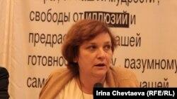 """Елена Панфилова, руководитель """"Трансперенси Интернешнл Россия"""""""