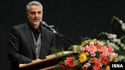 Iranian Brigadier General Qassem Soleimani, commander of the IRGC's Quds Force