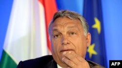Kryeministri i Hungarisë, Viktor Orban.