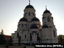 Manastirea Căpriana