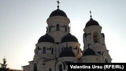 Biserica mănăstirii Căpriana
