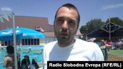 Александар Маленко, македонски пливач.