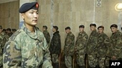 Hazing has long been a problem in the Kyrgyz army.