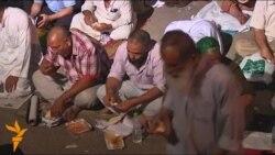 Мурси жақтастары қарсылық акциясында ауыз бекітті