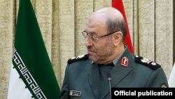 د ايران دفاع وزير حسین دهقان