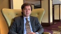 Interviu cu ministrul de Externe al Republicii Moldova, Nicu Popescu