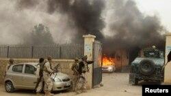 Pamje nga sulmi i sotëm në Kunduz