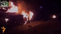 Eksplozije i požari bijesne Damaskom