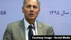 افغانستان کې د اروپايي ټولنې سفیر فرانس مایکل مېلېبن