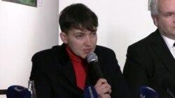 Савченко: ніхто з родичів не просив мене прибрати імена зі «списку заручників»