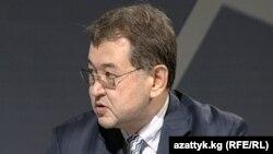 """""""Кыргыз Концеп"""" компаниясынын түптөөчүсү Эмил Үмөталиев."""