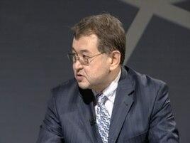 Қырғызстанның бұрынғы экономика министрі Эмиль Үметалиев.