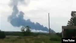Ուկրաինա - «Մալազիական ավիաուղիներին» պատկանող մարդատար ինքնաթիռի վթարի վայրը ռուս-ուկրաինական սահմանին, 17-ը հուլիսի, 2014թ․