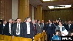 Premierul Filat şi reprezentanţii autorităţilor locale