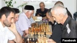 Шахматы в Чернокозово