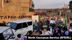 Противостояние вокруг Карамана длится уже не первый год