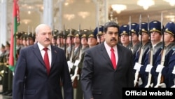 Навошта беларусам Мадура??