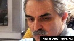 Музаффар Олимов