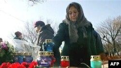 Kievtä Holodomor qorbannarın iskä alu, 23.11.2007