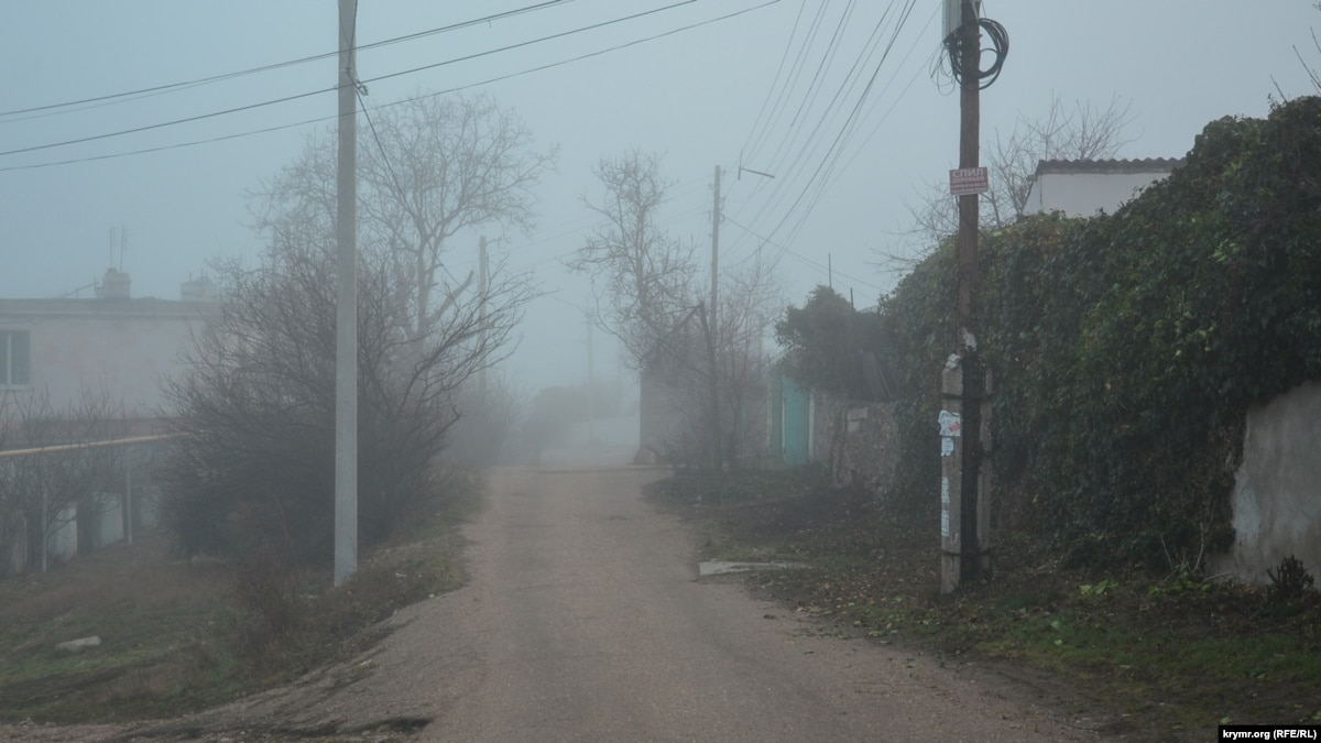 Спасатели предупреждают о тумане в Киевской области и столице