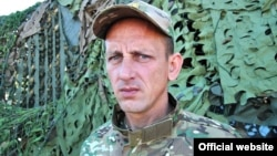 Речник АТО Олексій Дмитрашківський