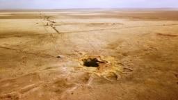 'Like An Undeclared War': Russia's Toxic Test Sites In Kazakhstan video grab