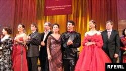 Рәшит Ваhапов исемендәге җыр фестивале Мәскәүдә