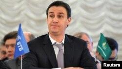 Дмитрий Патрушев, председатель правления Россельхозбанка, сын секретаря Совета безопасности России Николая Патрушева.