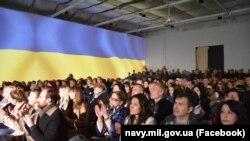 Презентация фильма в Одессе