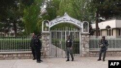 Авганистански полицајци
