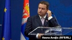 Fotografi arkivi e kryeministrit të Serbisë, Ivica Daçiq