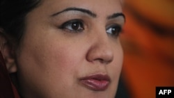 Shukria Barakzai is a prominent women's rights campaigner and member of the national parliament