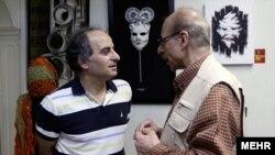 محمدعلی سجادی (نفر چپ): همه اتفاقاتی که روی داده دال بر این است که قرار است اتفاقات خوبی در سینمای ایران روی دهد.