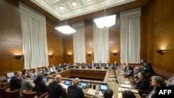 مذاکرات صلح سوریه در ژنو در روز جمعه