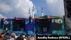 """""""Тынычлык яратылышы"""" фестивале, 2011 ел"""