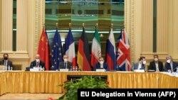 آرشیف، مذاکرات میان ایران و غرب روی احیای توافق اتمی سال ۲۰۱۵ با تهران