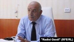 Талбак Саидов