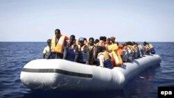 گارد ساحلی ایتالیا در سال گذشته هزاران پناهجو را که در آبهای مدیترانه گرفتار شده بودند نجات داد