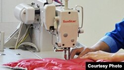 Швейная машина. Иллюстративное фото.