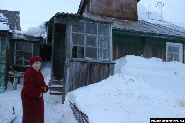 Дом заслуженной артистки России Тамары Федоровой в Магадане