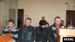 Belarus - The trial of the people who staged a lynching in the Gomel (Homiel) region, 12Apr2009