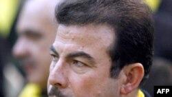 کمال مدحت، نايب رئيس سازمان آزادیبخش فلسطين (شاخه لبنان)