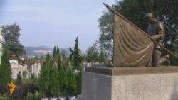 Русское кладбище в Порт-Артуре